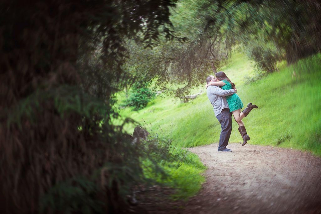 Danny & Karina: San Diego Engagement Photographer