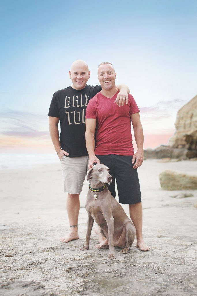 Joe, Jay & Jessie: San Diego Photographer