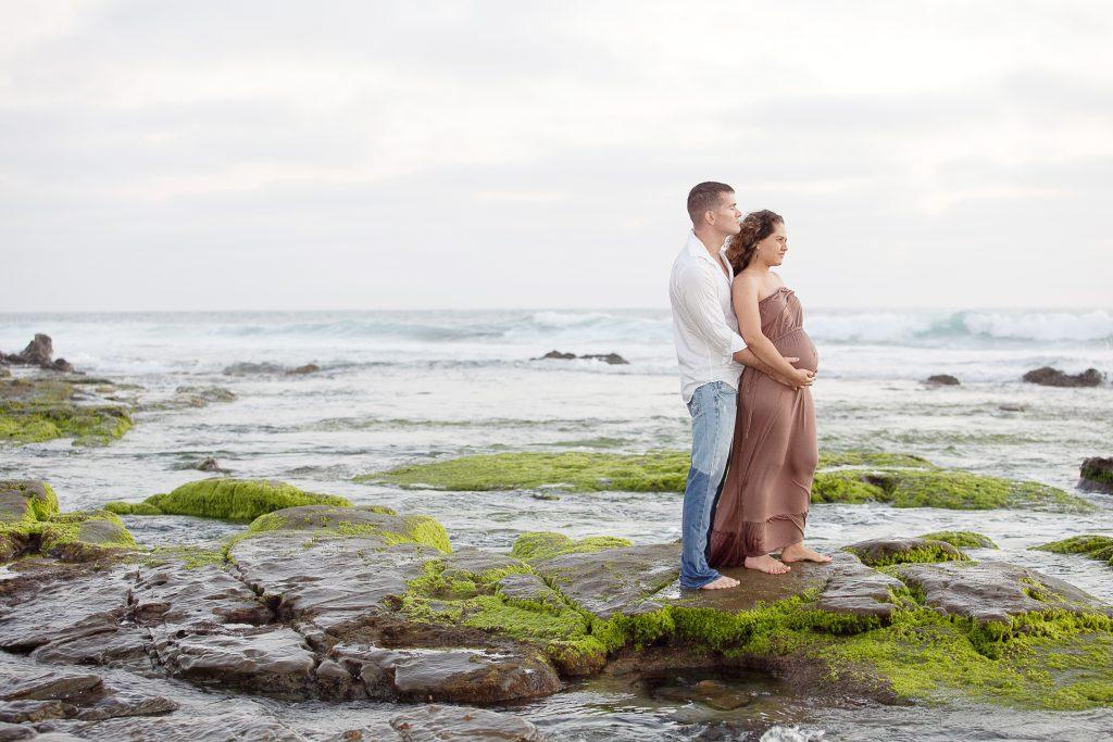 San Diego Maternity Photographer Windansea La Jolla Steve & Vanessa-104
