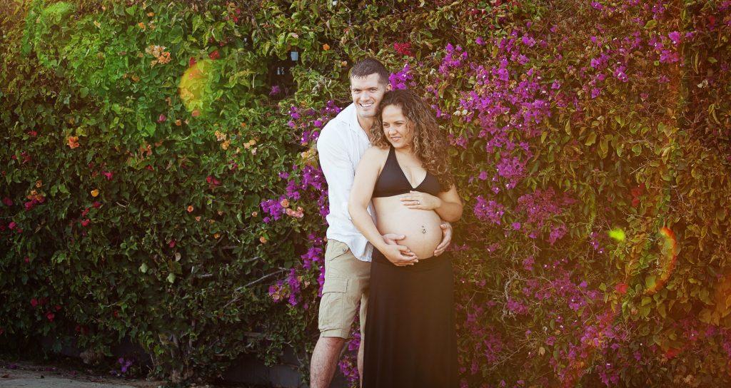 San Diego Maternity Photographer Windansea La Jolla Steve & Vanessa-55